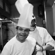 kokkekamp