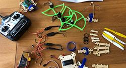 Jobb sammen i Team og lag deres egen drone - konferanse i oslo