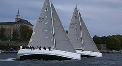Match Race spennende seilas