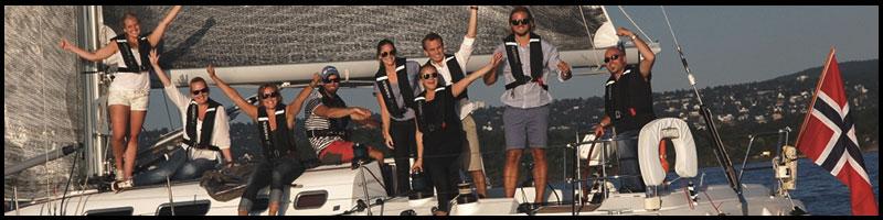 Teambuilding på båt i oslofjorden