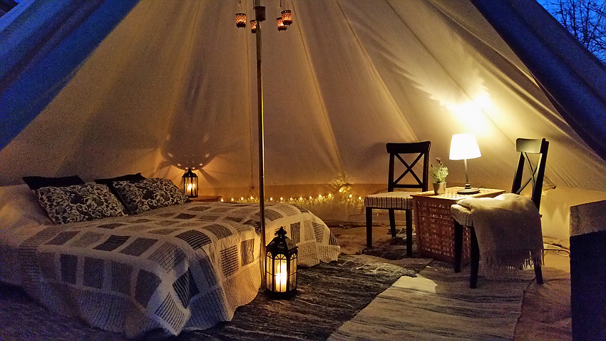 Glamping Norge