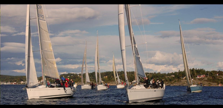 Kick off - seiling i oslofjorden