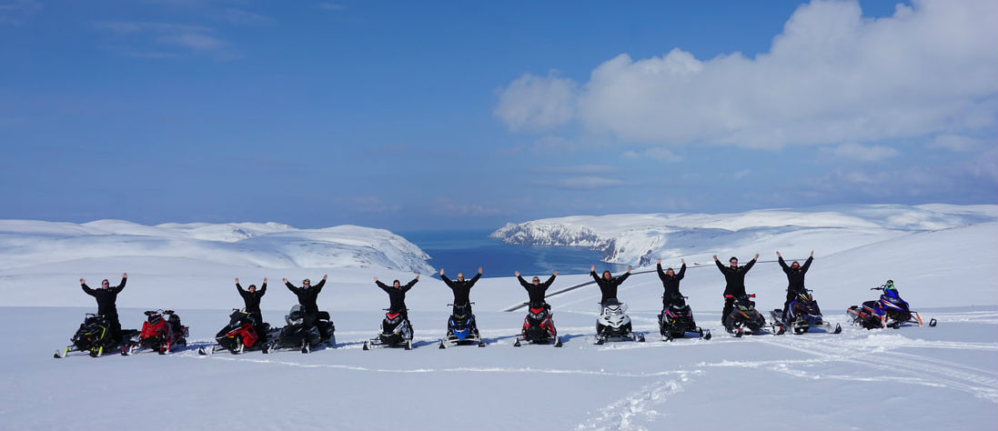 snøskuter-nord