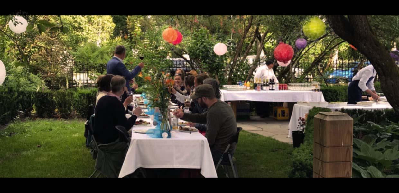 Gardenparty ev Hagefest - Den perfekte sommerfesten