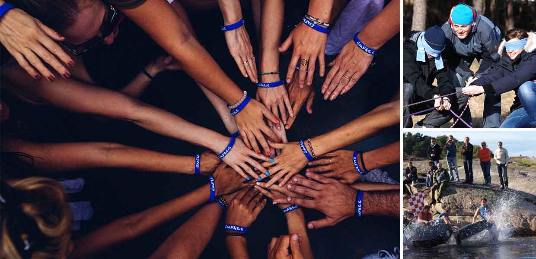 Teambuilding - Jobb sammen i team, lagspill er viktig