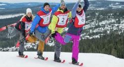 Vinteraktiviteter - teambuilding - Kick-off